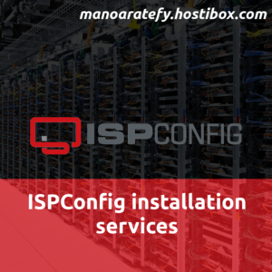 ISPConfig installation services
